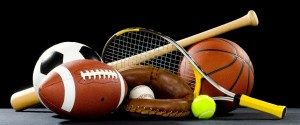 Sports including tennis