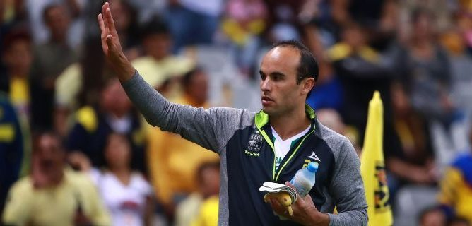 MLS closing in on NFL, NBA, MLB in U.S. - Landon Donovan
