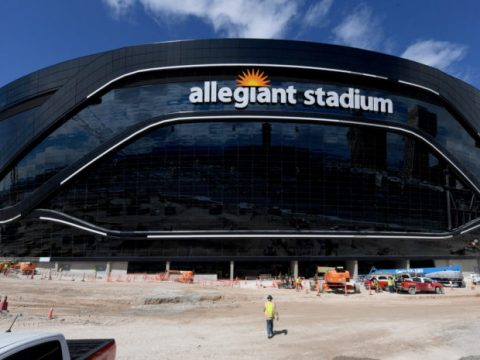 Las Vegas Could Reportedly Host 3 NFL Teams This Season