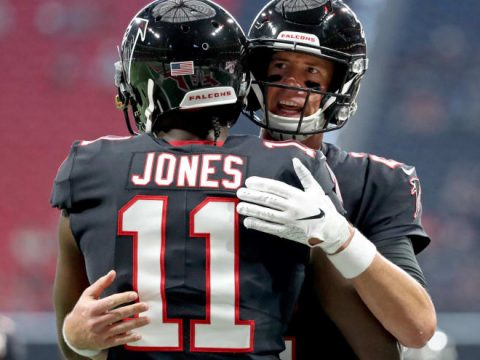 Ranking all NFL quarterback and pass catching situations for the 2020 season