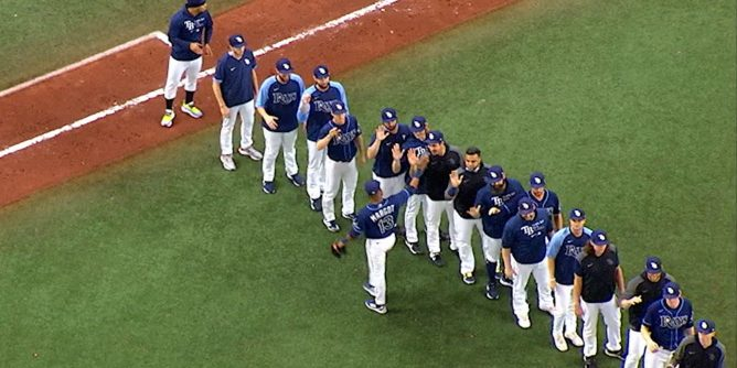 How they got here: Rays ready to finish job