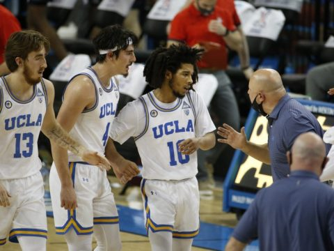 UCLA basketball coach Mick Cronin embracing big expectations for this season